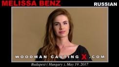 WoodmancastingX Melissa Benz 34:59  [SITERIP XXX ] WEB-DL