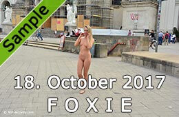 NIP-Activity foxie Series 3: 55 New Pics and 1 Video Clip  [Voyeur XXX SITERIP ] WEB-DL