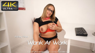 Wankitnow Ashley Rider  Wank At Work  SITERIP VIDEO PORN RIP