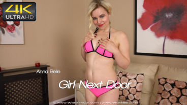 Wankitnow Anna Belle  Girl Next Door  SITERIP VIDEO PORN RIP