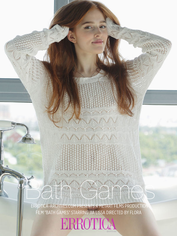 Errotica-Archives Jia Lissa in Bath Games 15.10.2017 [IMAGESET FULLHD SITERIP] WEB-DL