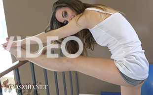 Cosmid.net Janet Doing Some Yoga  [IMAGESET Highres] WEB-DL
