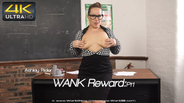 Wankitnow Ashley Rider  Wank Reward:Pt1  SITERIP VIDEO WEB-DL