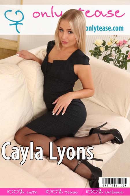 OnlyTease Cayla Lyons Friday, 24 November  [IMAGESet Siterip Onlyallsites] PORN RIP