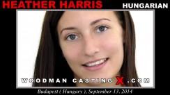 WoodmancastingX Heather Harris 21:16  [SITERIP XXX ] WEB-DL