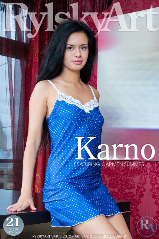 Rylskyart Carmen Summer in Karno 22.11.2017 [IMAGESET FULLHD SITERIP] WEB-DL