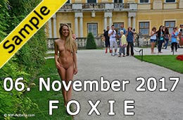 NIP-Activity foxie Series 2: Full Lenght Movie and Pics  [Voyeur XXX SITERIP ] WEB-DL