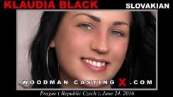 WoodmancastingX Klaudia Black 17:38  [SITERIP XXX ] WEB-DL