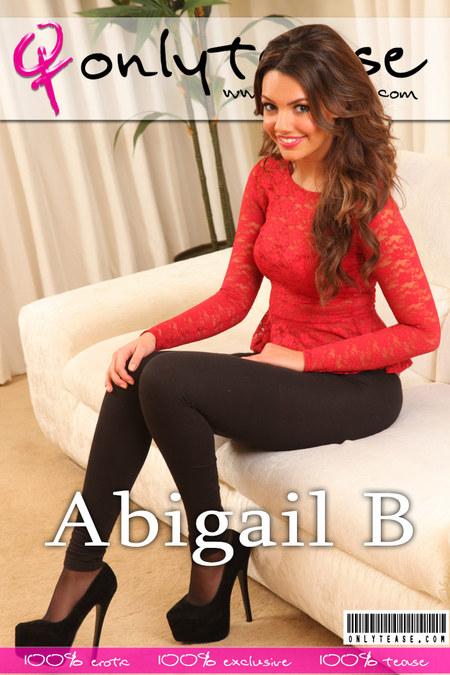OnlyTease Abigail B Monday, 6 November  [IMAGESet Siterip Onlyallsites] PORN RIP