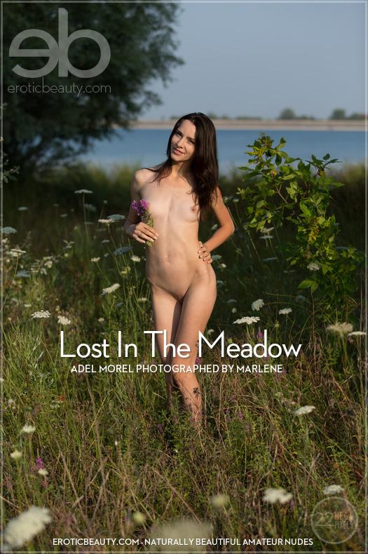 Erotic-Beauty Adel Morel in Lost In The Meadow  Siterip Imageset Erotic-Beauty.com WEB-DL