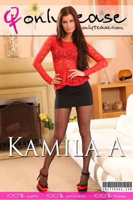 OnlyTease Kamila A Friday, 8 December  [IMAGESet Siterip Onlyallsites] PORN RIP