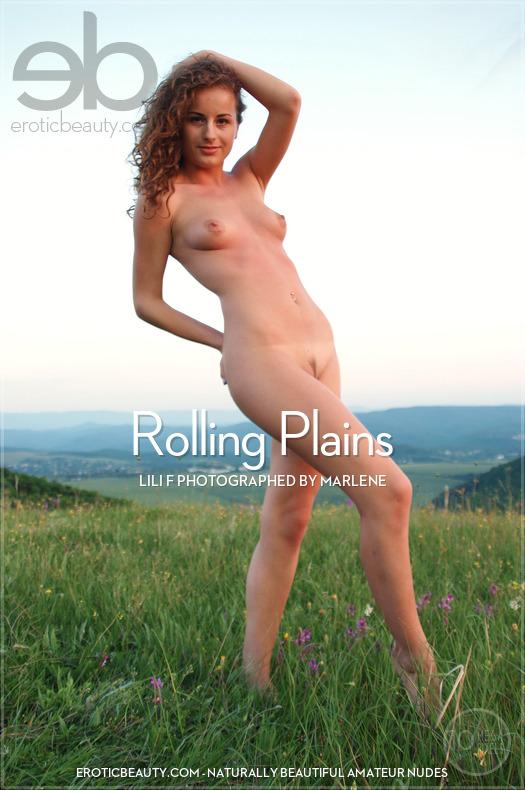 Erotic-Beauty Lili F in Rolling Plains  Siterip Imageset Erotic-Beauty.com WEB-DL