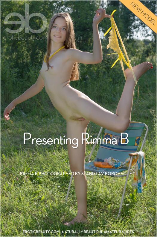 Erotic-Beauty Rimma B in Presenting Rimma B  Siterip Imageset Erotic-Beauty.com WEB-DL