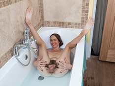 WeareHairy Josie Josie strips nude before taking a sexy bath  [FULL PICSET Highres WEBRIP] WEB-DL