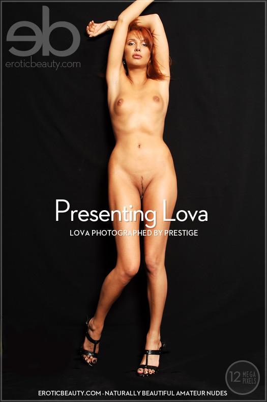 Erotic-Beauty Lova in Presenting Lova  Siterip Imageset Erotic-Beauty.com WEB-DL