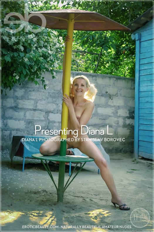 Erotic-Beauty Diana L in Presenting Diana L  Siterip Imageset Erotic-Beauty.com WEB-DL