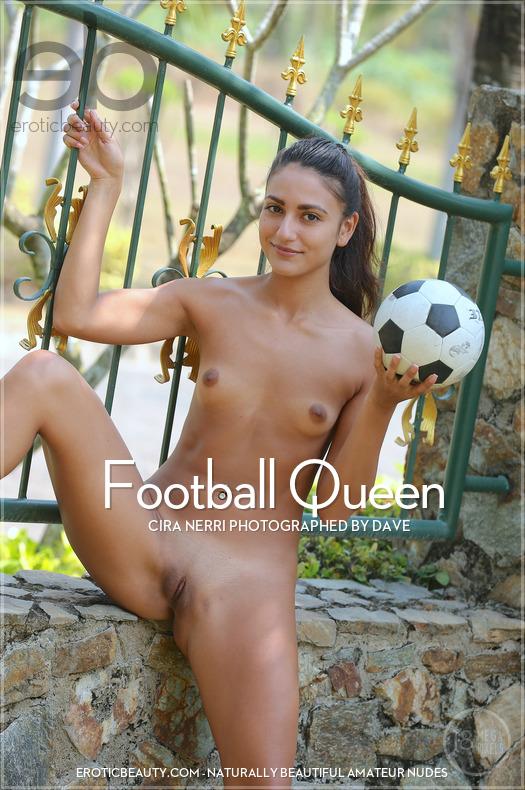 Erotic-Beauty Cira Nerri in Football Queen  Siterip Imageset Erotic-Beauty.com WEB-DL