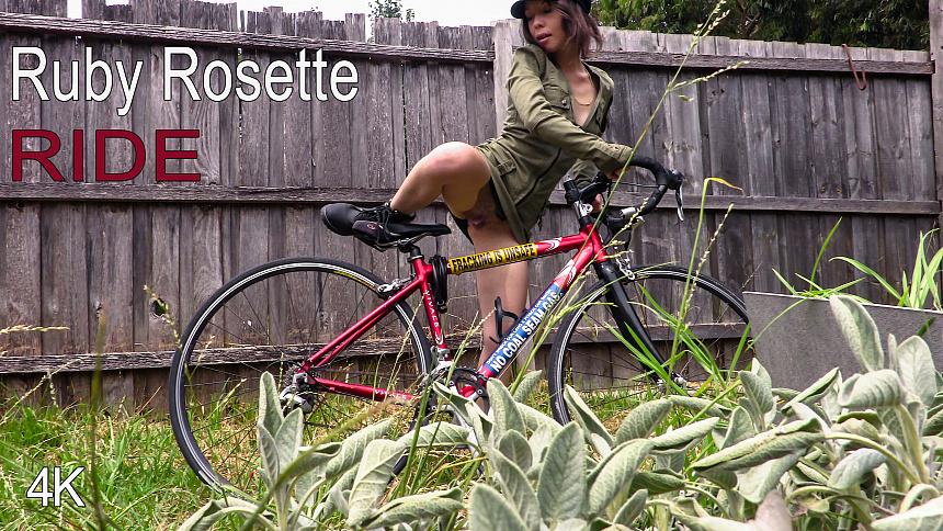 GirlsoutWest Ruby Rosette - Ride  Video  Siterip 720p mp4 HD PORN RIP