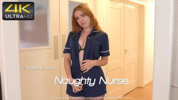 Wankitnow Scarlett Jones  Naughty Nurse  SITERIP VIDEO WEB-DL
