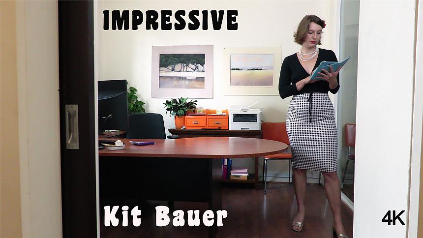 GirlsoutWest Kit Bauer - Impressive  Video  Siterip 720p mp4 HD PORN RIP