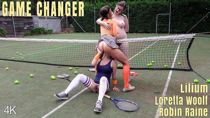 GirlsoutWest Lilium, Loretta Wolf, Robin Raine - Game Changer...  Video  Siterip 720p mp4 HD PORN RIP