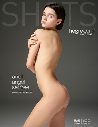 Hegre-Art Ariel angel set free  [Siterip FULL VIDEO/IMAGESET] WEB-DL