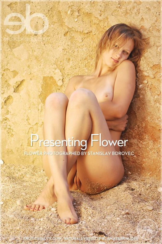 Erotic-Beauty Flower in Presenting Flower  Siterip Imageset Erotic-Beauty.com WEB-DL