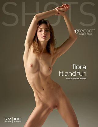 Hegre-Art Flora fit and fun  [Siterip FULL VIDEO/IMAGESET] WEB-DL