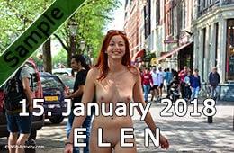 NIP-Activity elen Series 2: 46 New Pics and 1 Video Clip  [Voyeur XXX SITERIP ] WEB-DL