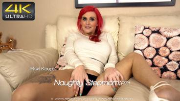Wankitnow Roxi Keogh  Naughty Stepmom:PT1  SITERIP VIDEO WEB-DL