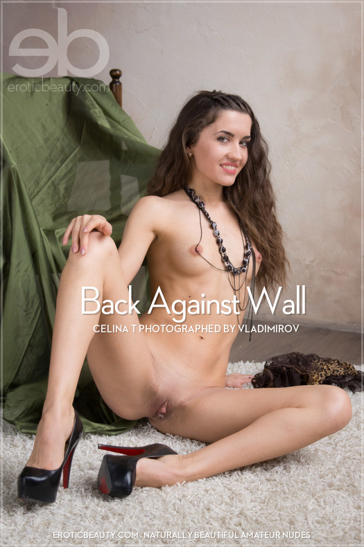 Erotic-Beauty Celina T in Back Against Wall  Siterip Imageset Erotic-Beauty.com WEB-DL
