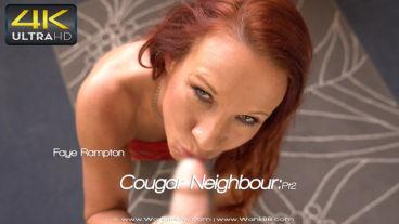 Wankitnow Faye Rampton  Cougar Neighbour:Pt2  SITERIP VIDEO WEB-DL