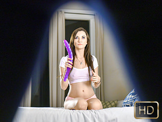 TeamSkeet Jade Amber and Rachel Cavalli in The Dainty Dildo Diddler - Exxxtra small  [SITERIP XXX mp4 1080p HD] WEB-DL