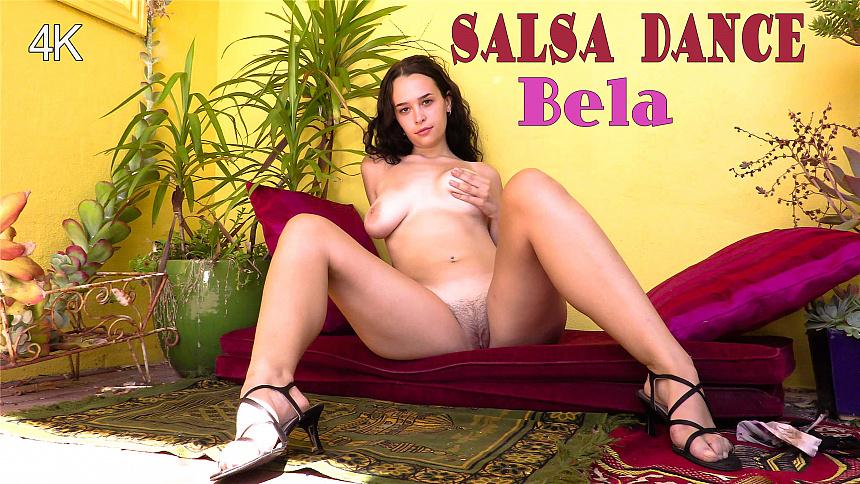 GirlsoutWest Bela - Salsa Dance  Video  Siterip 720p mp4 HD PORN RIP