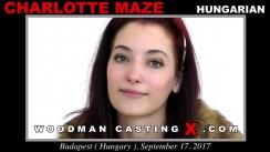 WoodmancastingX Charlotte Maze 1:09:43  [SITERIP XXX ] WEB-DL