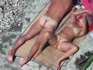 YourVoyeurVideos  Blonde nudist with ponytails sunbathing PaysiteRip VoyeurXXX WEB-DL