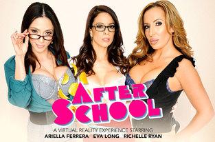 Naughty America Ariella Ferrera & Eva Long & Richelle Ryan & Dylan SnowFeb 16, 2018  Web-DL 1080p NA.com Multimirror WEB-DL