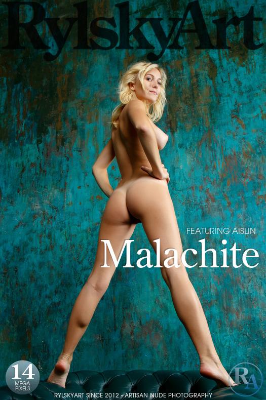 Rylskyart Aislin in Malachite 07.02.2018 [IMAGESET FULLHD SITERIP] WEB-DL