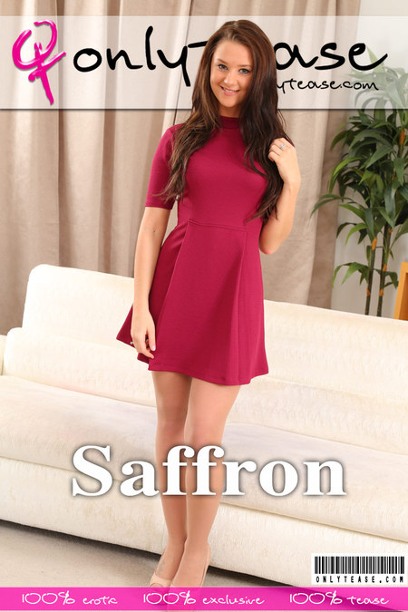 OnlyTease Saffron Wednesday, 14 February  [IMAGESet Siterip Onlyallsites] PORN RIP