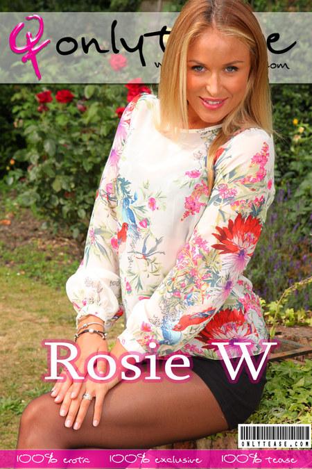 OnlyTease Rosie W Thursday, 8 February  [IMAGESet Siterip Onlyallsites] PORN RIP