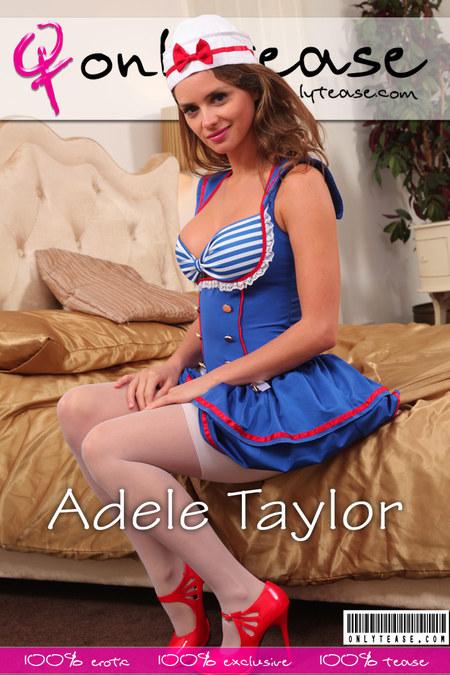 OnlyTease Adele Taylor Thursday, 8 February  [IMAGESet Siterip Onlyallsites] PORN RIP