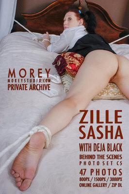 [MOREYSTUDIO] Sasha Zille Deja C5  FULL IMAGESET XXX.RIP WEB-DL