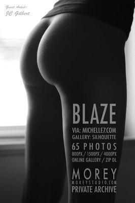 [MOREYSTUDIO] Blaze Silhouette  FULL IMAGESET XXX.RIP WEB-DL