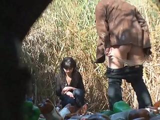 YourVoyeurVideos  Three women caught pissing in a dirty place PaysiteRip VoyeurXXX WEB-DL