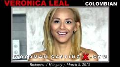 WoodmancastingX Veronica Leal 46:00  [SITERIP XXX ] WEB-DL