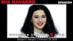 WoodmancastingX Mia Navarro 50:34  [SITERIP XXX ] WEB-DL