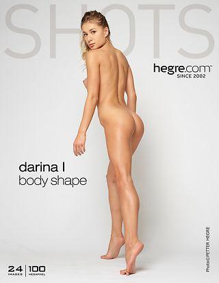 Hegre-Art Darina L body shape  [Siterip FULL VIDEO/IMAGESET] WEB-DL