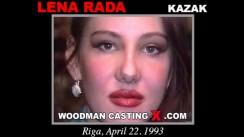 WoodmancastingX Lena Rada 11:30  [SITERIP XXX ] WEB-DL