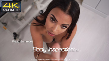 Wankitnow Ruby Summers  Body Inspection:Pt2  SITERIP VIDEO WEB-DL