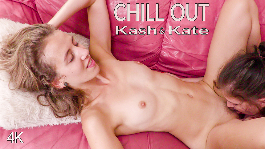 GirlsoutWest Kash & Kate - Chill Out  Video  Siterip 720p mp4 HD PORN RIP
